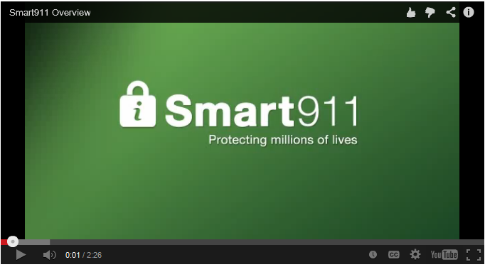 smart911 overview