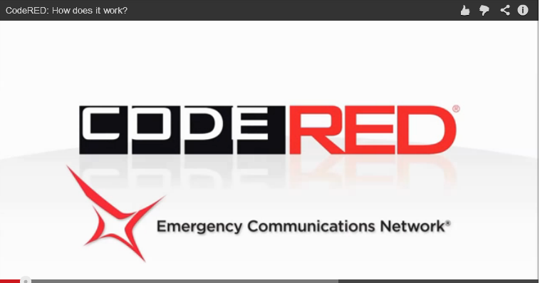 Graphic: Code Red How does it work?- Go To the Code Red Video